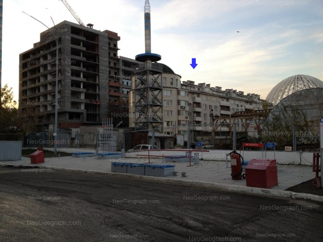 Адрес(а) на фотографии: улица 8 Марта, 45а, Екатеринбург