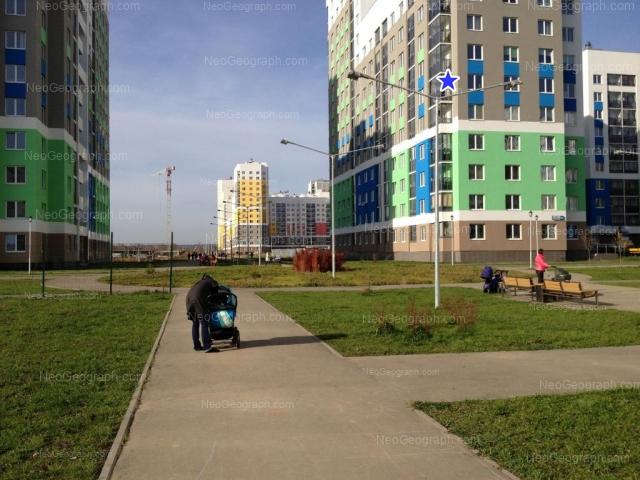 Адрес(а) на фотографии: улица Краснолесья, 141, 155, Екатеринбург
