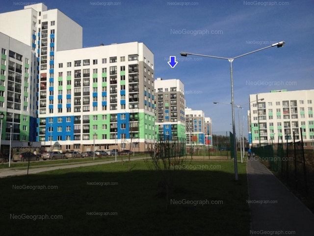 Адрес(а) на фотографии: улица Краснолесья, 139, 141, Екатеринбург