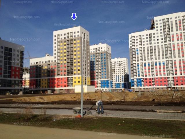 Адрес(а) на фотографии: улица Краснолесья, 151, 155, 157, 159, 161, Екатеринбург