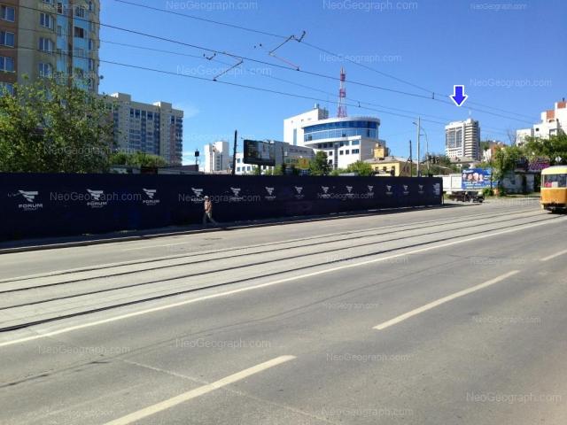 Адрес(а) на фотографии: улица Радищева, 33, 47А, 53/1, 61, Екатеринбург