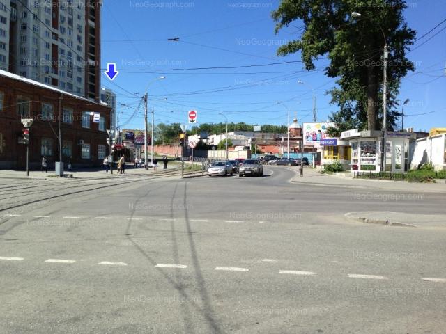 Адрес(а) на фотографии: улица Радищева, 51, 53/1, 61, Екатеринбург
