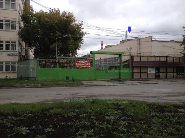 Адрес(а) на фотографии: улица Фрунзе, 35А, 35в, Екатеринбург