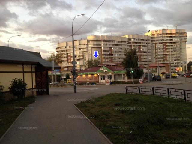 Адрес(а) на фотографии: улица Сулимова, 6, 7Б, Екатеринбург