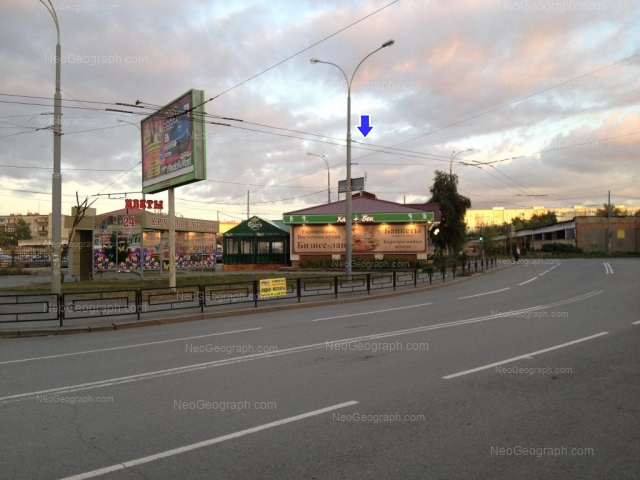 Адрес(а) на фотографии: улица Сулимова, 7Б, Екатеринбург