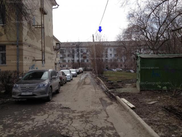 Адрес(а) на фотографии: улица Блюхера, 34, Екатеринбург