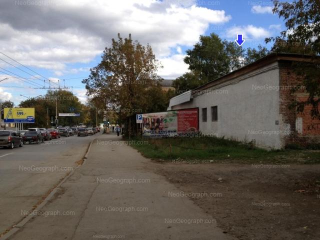 Адрес(а) на фотографии: улица Бакинских Комиссаров, 182, Екатеринбург
