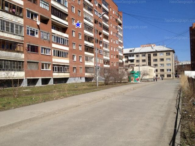 Адрес(а) на фотографии: улица Лесная, 39, 40, Екатеринбург
