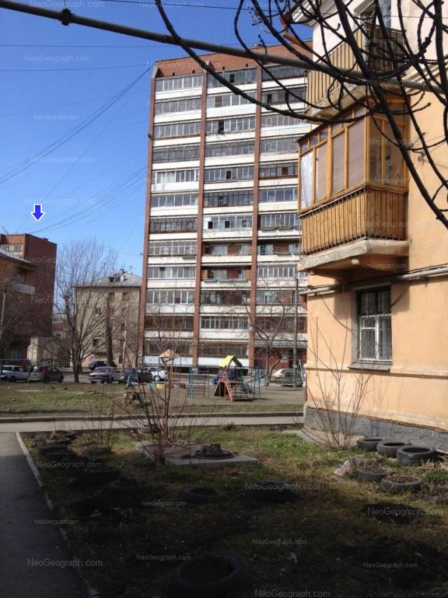 Адрес(а) на фотографии: улица Лесная, 38А, 39, 40, Екатеринбург