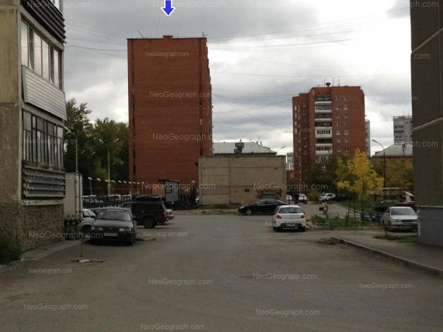Адрес(а) на фотографии: улица Лесная, 38А, 39, Екатеринбург
