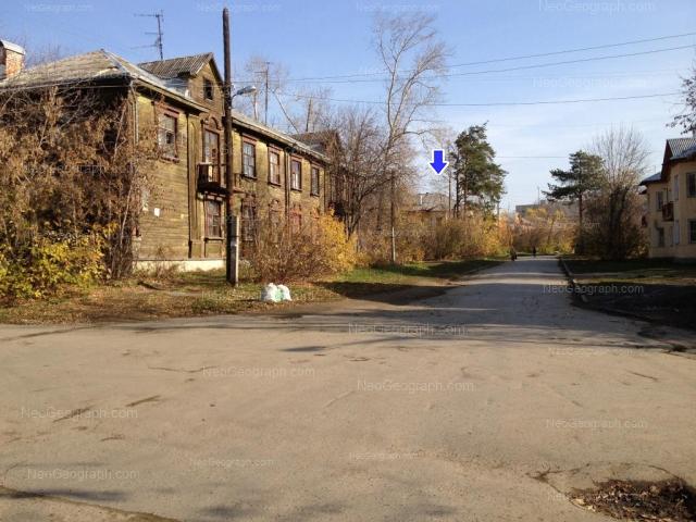 Адрес(а) на фотографии: Высокий переулок, 2, Екатеринбург