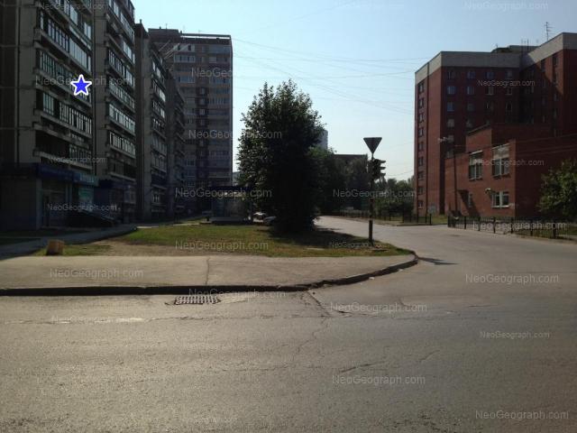 Адрес(а) на фотографии: улица Ильича, 26, 28, Екатеринбург