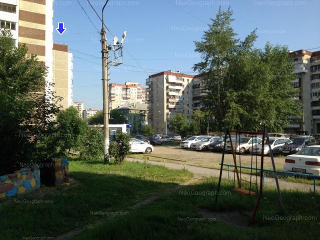 Адрес(а) на фотографии: улица Ильича, 28, 38, Екатеринбург