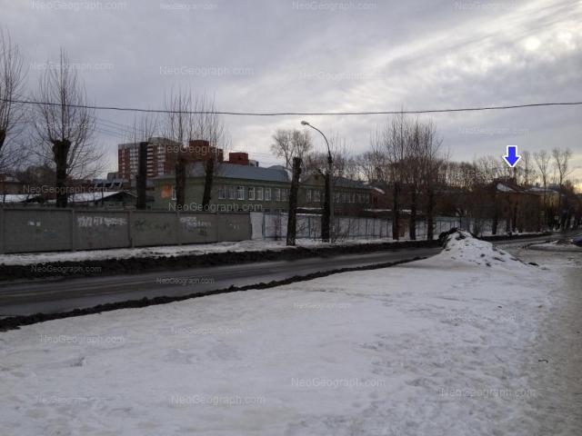 Адрес(а) на фотографии: Маневровая улица, 11, 14, 16, Екатеринбург