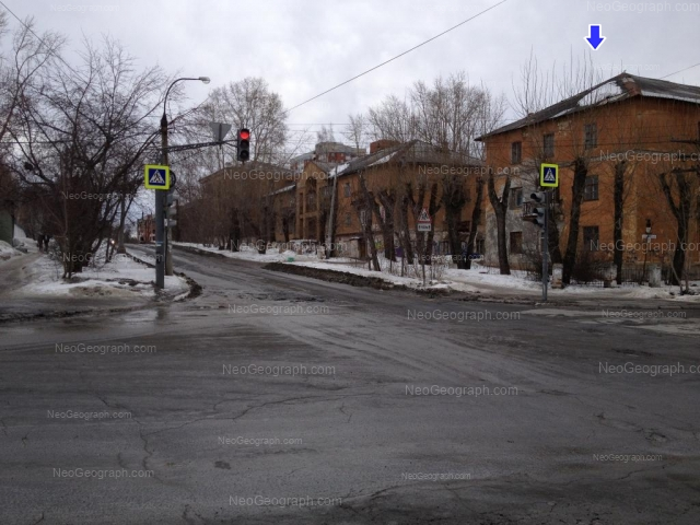 Адрес(а) на фотографии: Маневровая улица, 14, 16, Екатеринбург