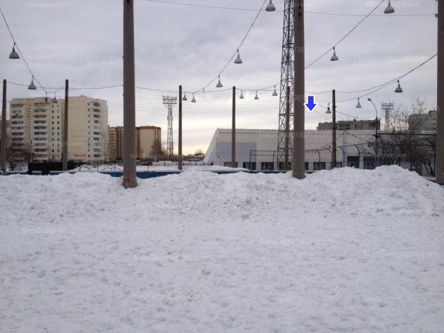 Адрес(а) на фотографии: Расточная улица, 18, 20, Екатеринбург