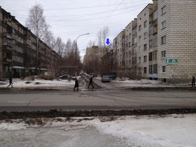 Адрес(а) на фотографии: Расточная улица, 41, 43/1, 43/2, Екатеринбург