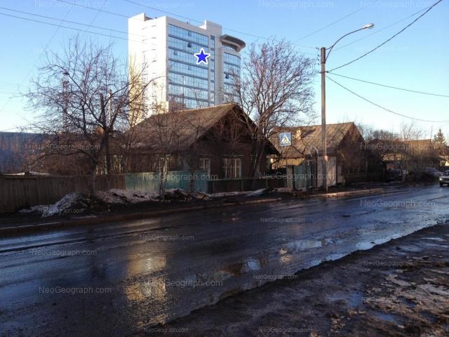 Адрес(а) на фотографии: Основинская улица, 6, Екатеринбург