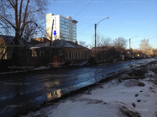 Адрес(а) на фотографии: улица Маяковского, 7, 25а, Екатеринбург