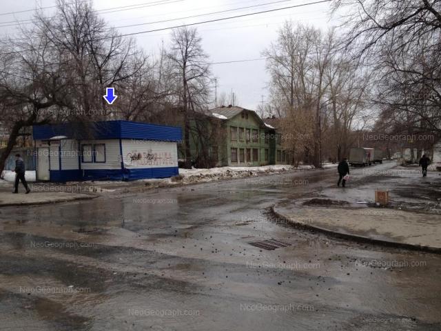 Адрес(а) на фотографии: улица Стачек, 27б, Екатеринбург
