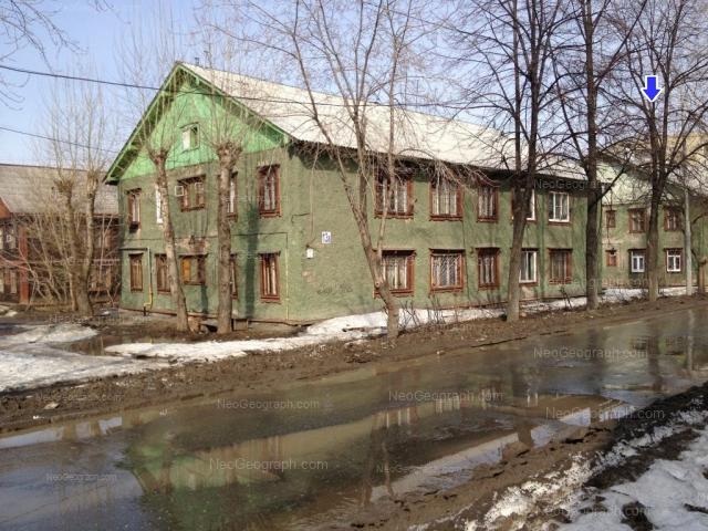 Адрес(а) на фотографии: улица Стачек, 9, Екатеринбург