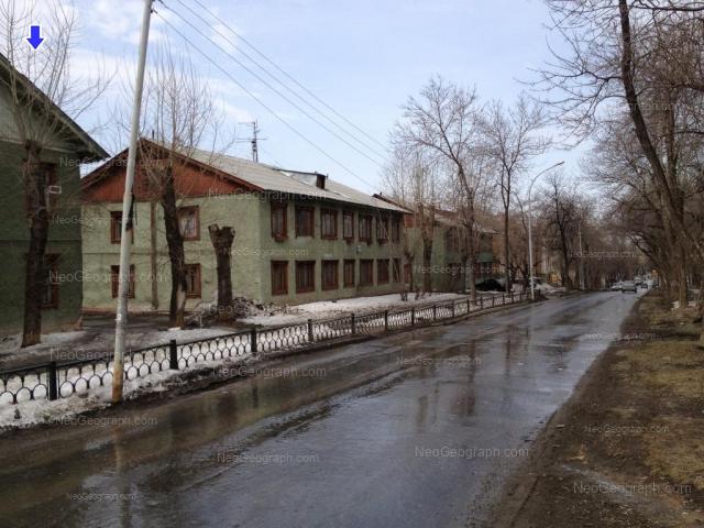 Адрес(а) на фотографии: улица Стачек, 9, 11, 13, 15, Екатеринбург
