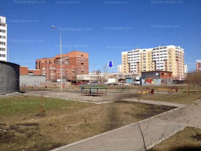 Адрес(а) на фотографии: Таватуйская улица, 10а, Екатеринбург