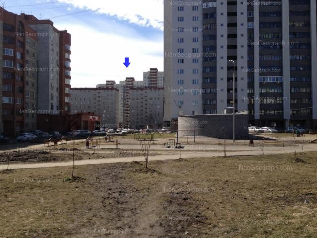 Адрес(а) на фотографии: Таватуйская улица, 1А, 1Б, 1г, 6, 8, Екатеринбург