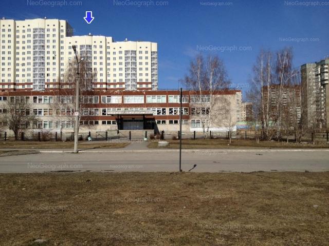Адрес(а) на фотографии: Таватуйская улица, 1В, 1г, 2, Екатеринбург