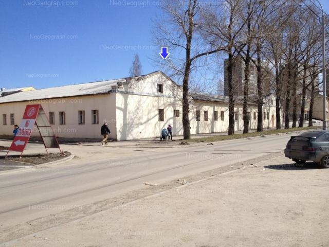 Адрес(а) на фотографии: улица Пехотинцев, 3, 3а, Екатеринбург