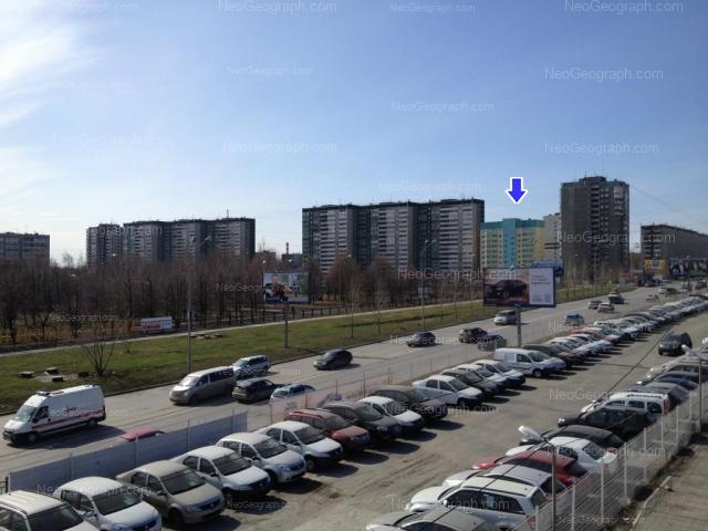 Address(es) on photo: Tavatuiskaya street, 1Б, 1В, 1д, Yekaterinburg