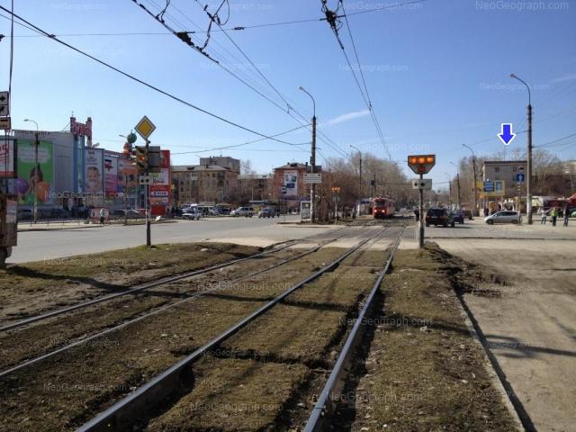 Адрес(а) на фотографии: Надеждинская улица, 3, 5, 7, Екатеринбург