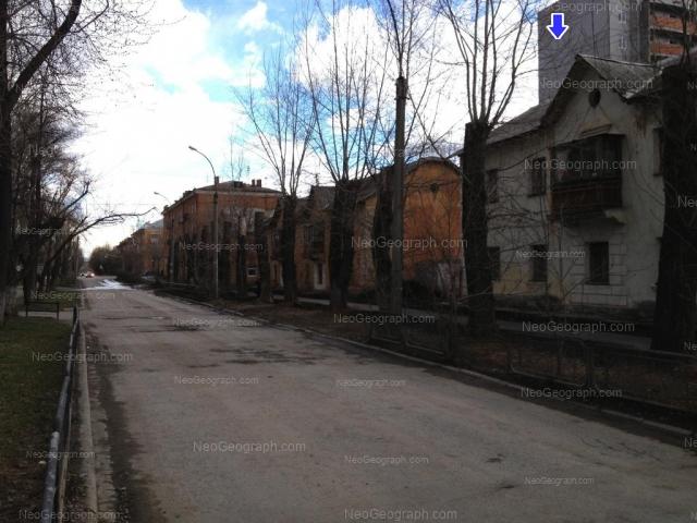 Address(es) on photo: Kourovskaya street, 14, 16, 18, Yekaterinburg