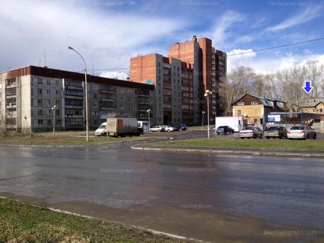 Адрес(а) на фотографии: Техническая улица, 65, 67, Екатеринбург