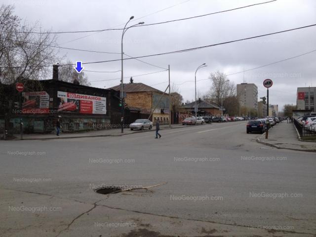 Адрес(а) на фотографии: улица Декабристов, 73, Екатеринбург