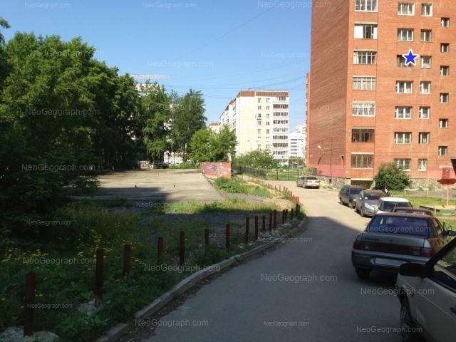 Адрес(а) на фотографии: улица Вилонова, 14, 22, Екатеринбург