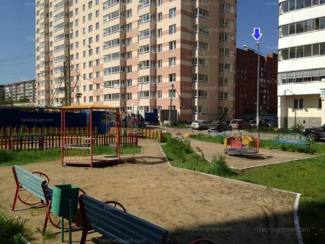 Адрес(а) на фотографии: улица Вилонова, 20, 22, 22а, Екатеринбург
