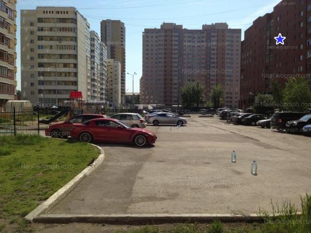 Адрес(а) на фотографии: улица Вилонова, 20, 22, 22а, 24, Екатеринбург