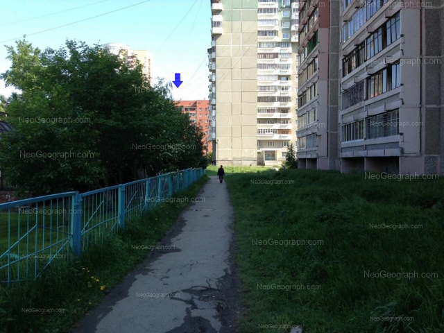 Адрес(а) на фотографии: улица Вилонова, 22, Екатеринбург