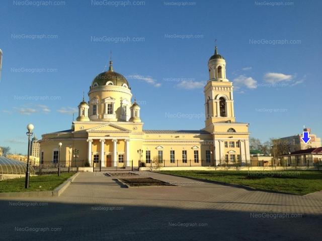 Адрес(а) на фотографии: улица Розы Люксембург, 54, 57, 57а, 57б, Екатеринбург