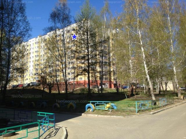 Адрес(а) на фотографии: Ангарская улица, 50а, 54б, Екатеринбург