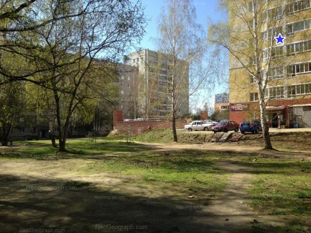 Адрес(а) на фотографии: Ангарская улица, 54, 54б, 56, Екатеринбург