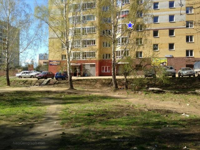 Адрес(а) на фотографии: Ангарская улица, 54б, 56, Екатеринбург