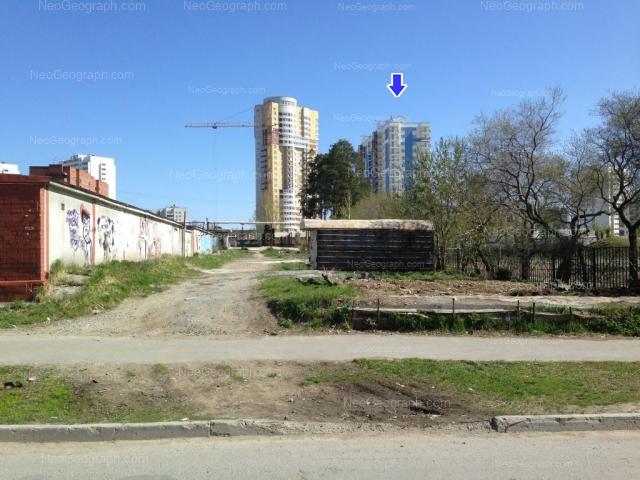 Адрес(а) на фотографии: Дружининская улица, 5а, Екатеринбург