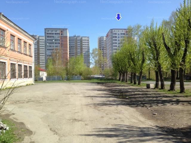 Адрес(а) на фотографии: Кунарская улица, 12, 14/2, 14к1, 31, 33, Екатеринбург