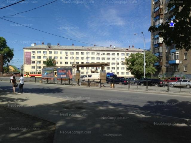 Адрес(а) на фотографии: Донбасская улица, 35, 36, Екатеринбург