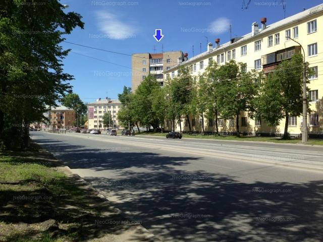 Адрес(а) на фотографии: Донбасская улица, 35, 36, 37, Екатеринбург