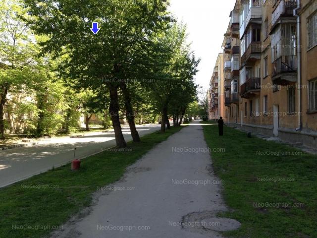 Адрес(а) на фотографии: Суворовский переулок, 11, 14, 15, 16, Екатеринбург
