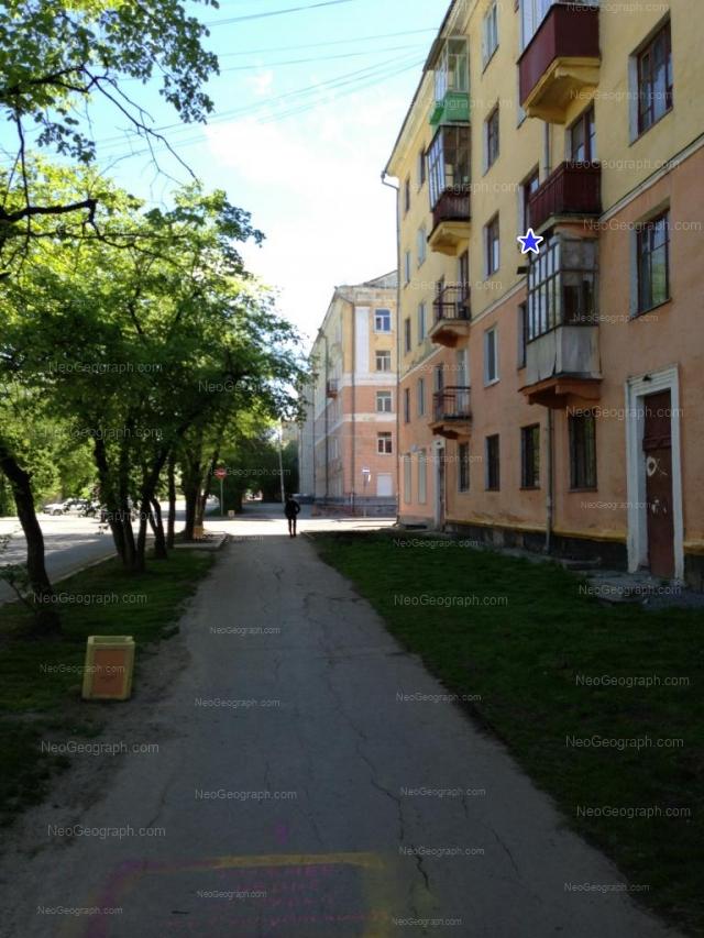Адрес(а) на фотографии: Суворовский переулок, 14, 16, Екатеринбург