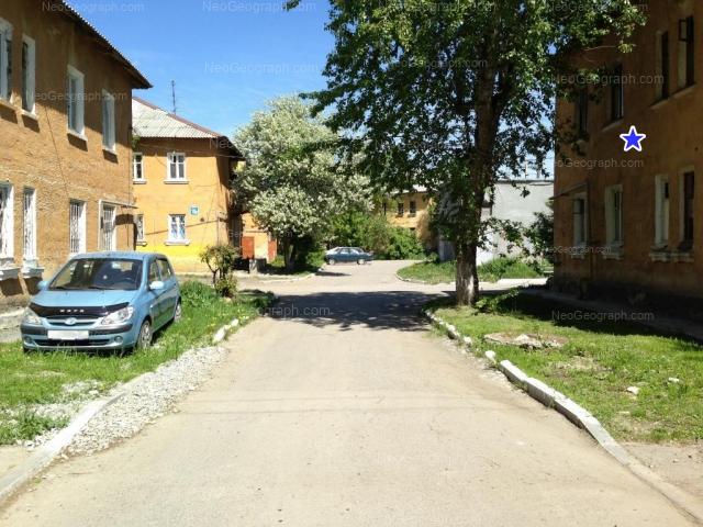 Адрес(а) на фотографии: Суворовский переулок, 14, 16, 16А, Екатеринбург